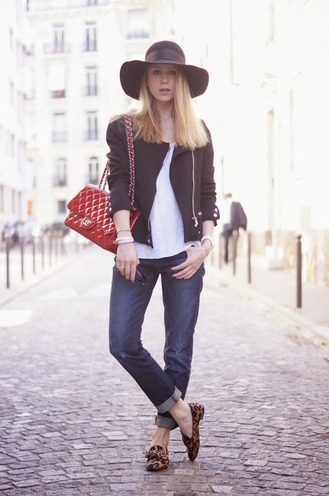streetstyle, iro, chanel, louis vuitton, hat, paris, style, chic, fashion blogger, parisienne
