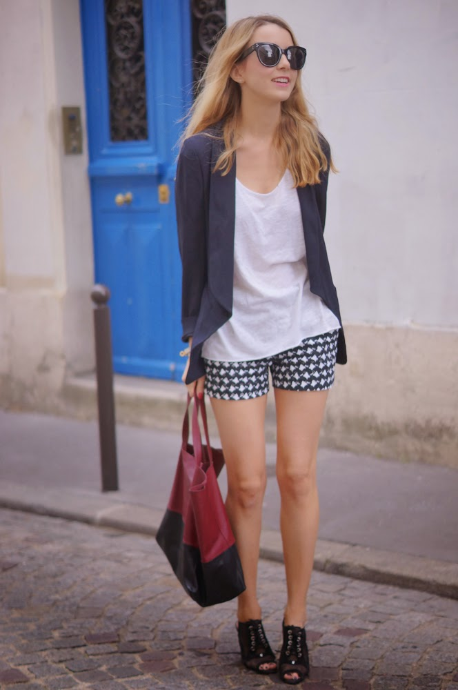 theory, vanessa bruno, chanel, céline, chic, look du jour, outfit, streetstyle, parisienne, fashion blogger