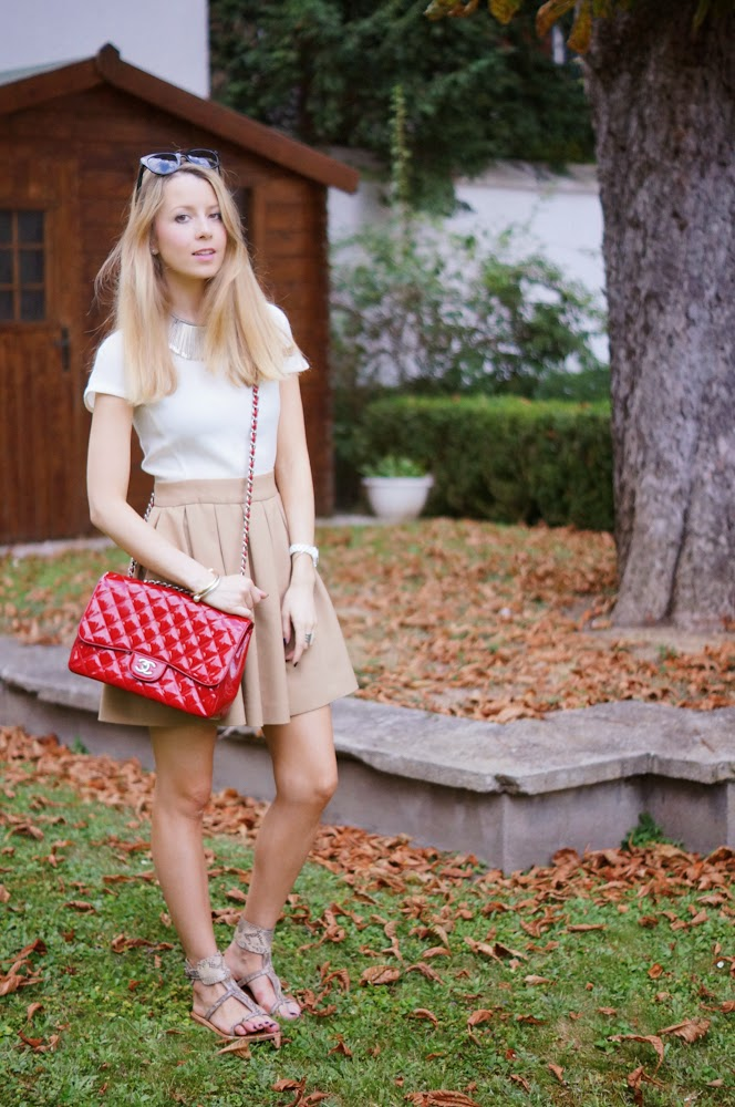 maje, sandro, chanel, kjacques, fashion blogger, chic, outfit, look du jour, parisienne