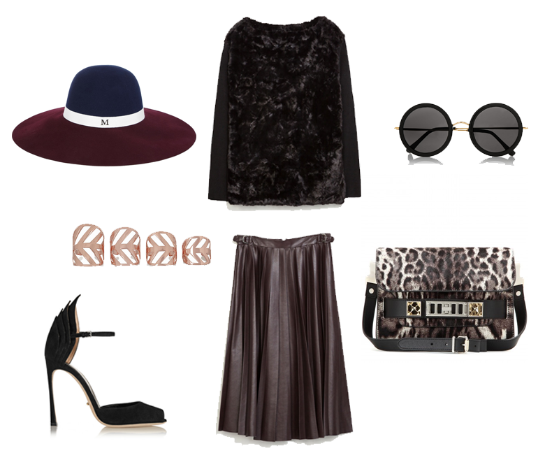 zara, sergio rossi, proenza schouler, the row, maison michel, wishlist, arrivals, fashion blogger
