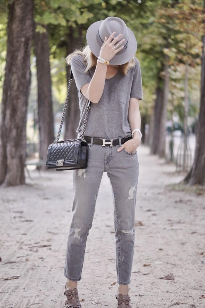 outfits, céline, chanel, zara, chloé, hermès, fashion blogger, streetstyle, look du jour, paris