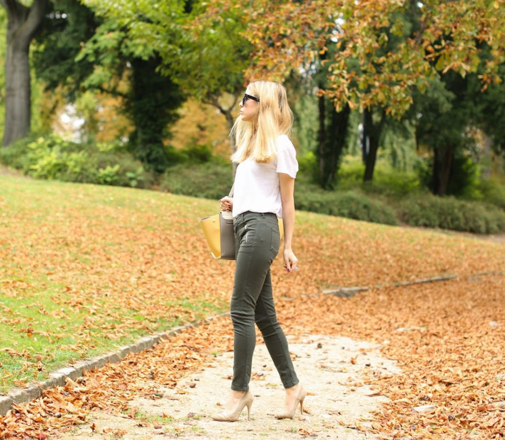 oasis, oasis fashion, high waisted jeans, iro, céline, lara bohinc, fashion blogger, streetstyle, outfit, look du jour