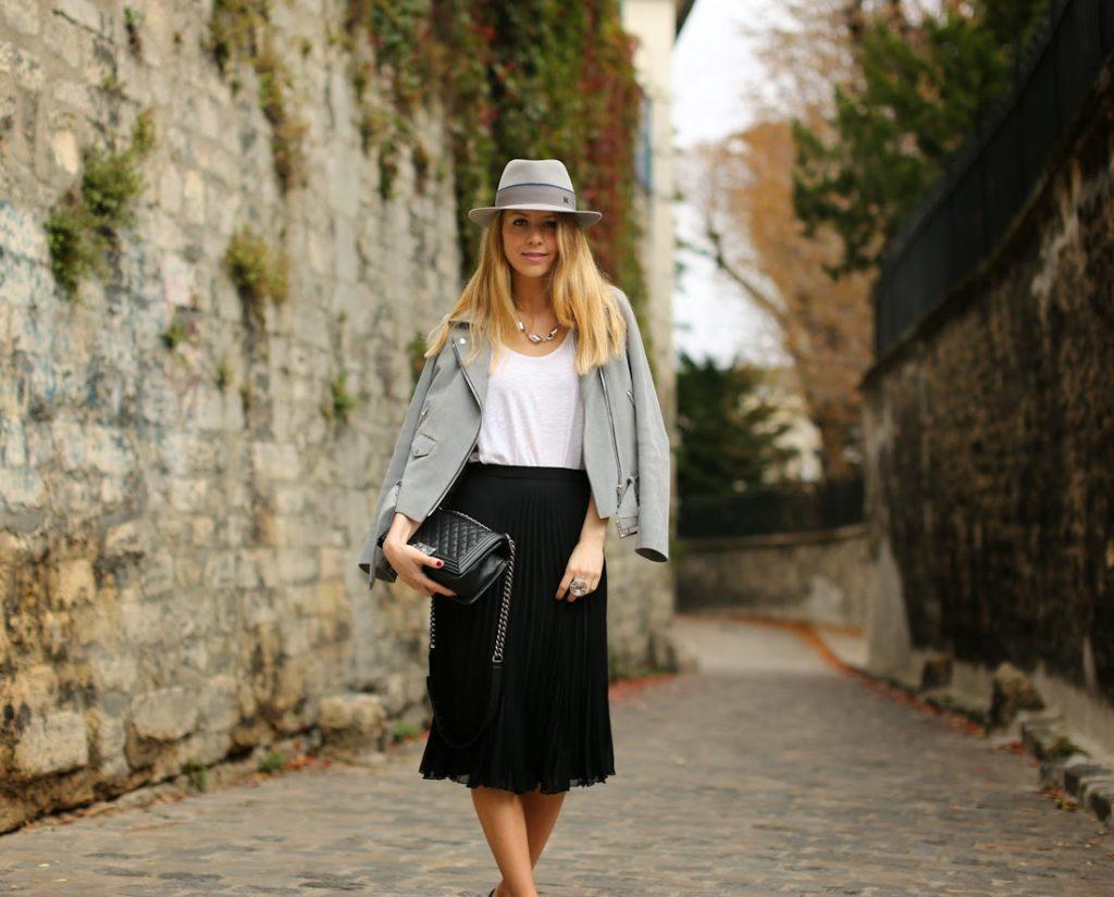 oasis, oasis fashion, chanel, céline, maison michel, fashion blogger, streetstyle, outfit, look du jour, paris