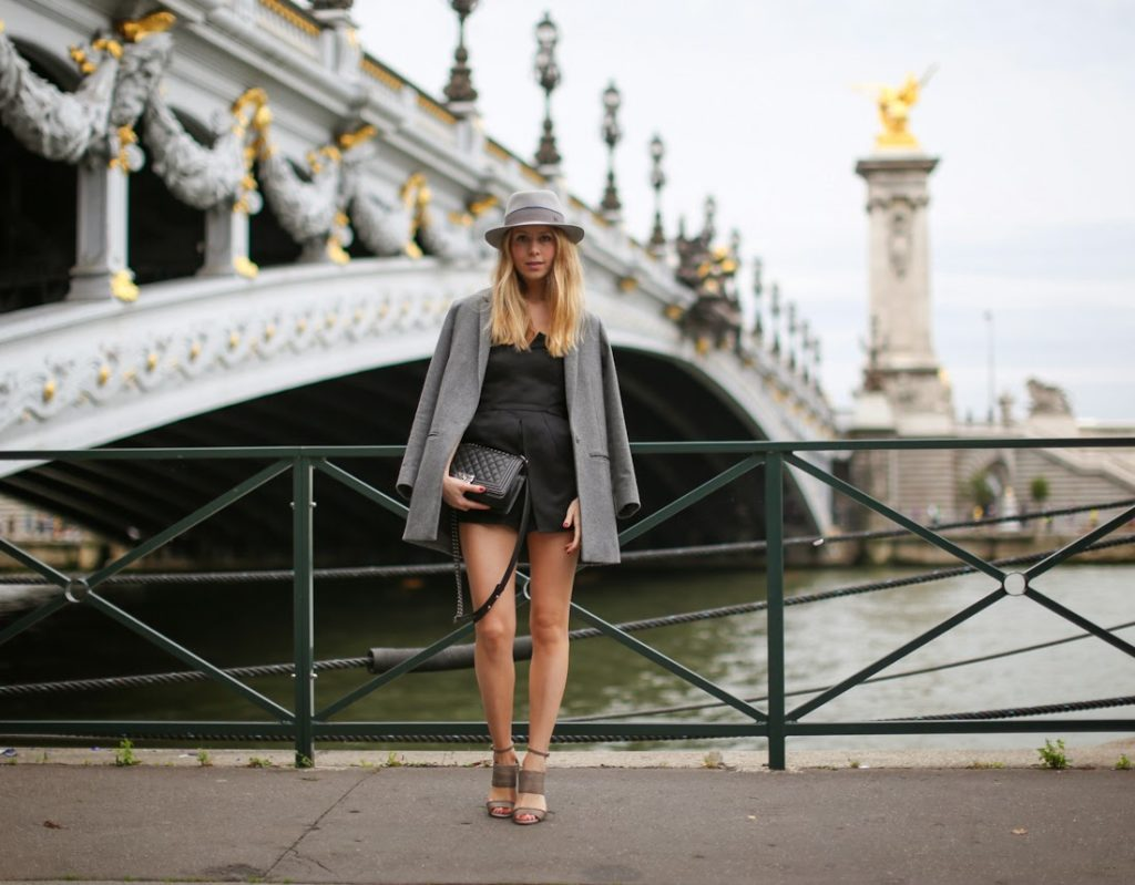 topshop, cos, alexander mcqueen, maison michel, chanel, fashion blogger, streetstyle, paris, outfit, dressing up