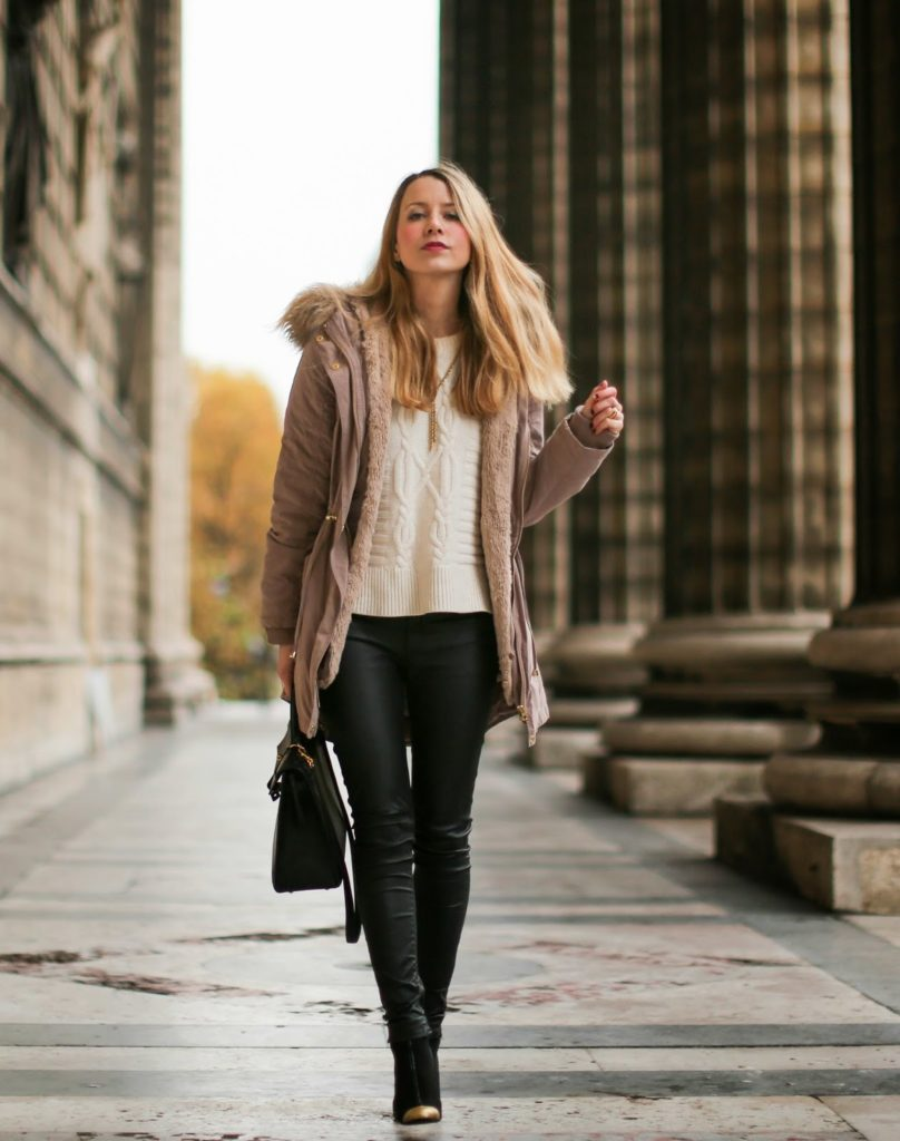 oasis, parka, blk dnm, sandro, chanel, hermès, paris, streetstyle, giveaway, fashion blogger