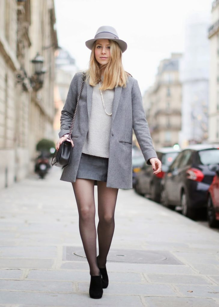 cos, topshop, alaia, chanel, maison michel, avenue montaigne, fashion blogger, dior, streetstyle, christmas eve