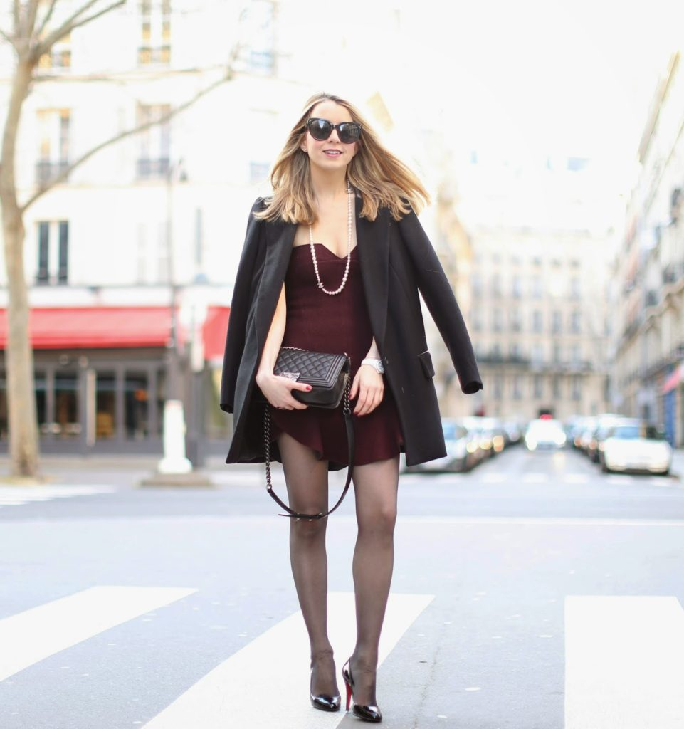 isabel marant, mycouturecorner, ragandbone, chanel, louboutin, streetstyle, new year's eve, fashion blogger, paris