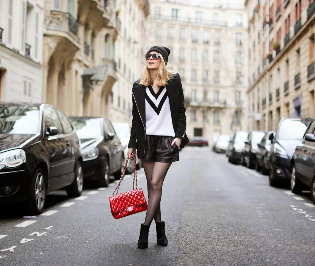 isabel marant, maje, chanel, zara, paris, streetstyle, fashion blogger
