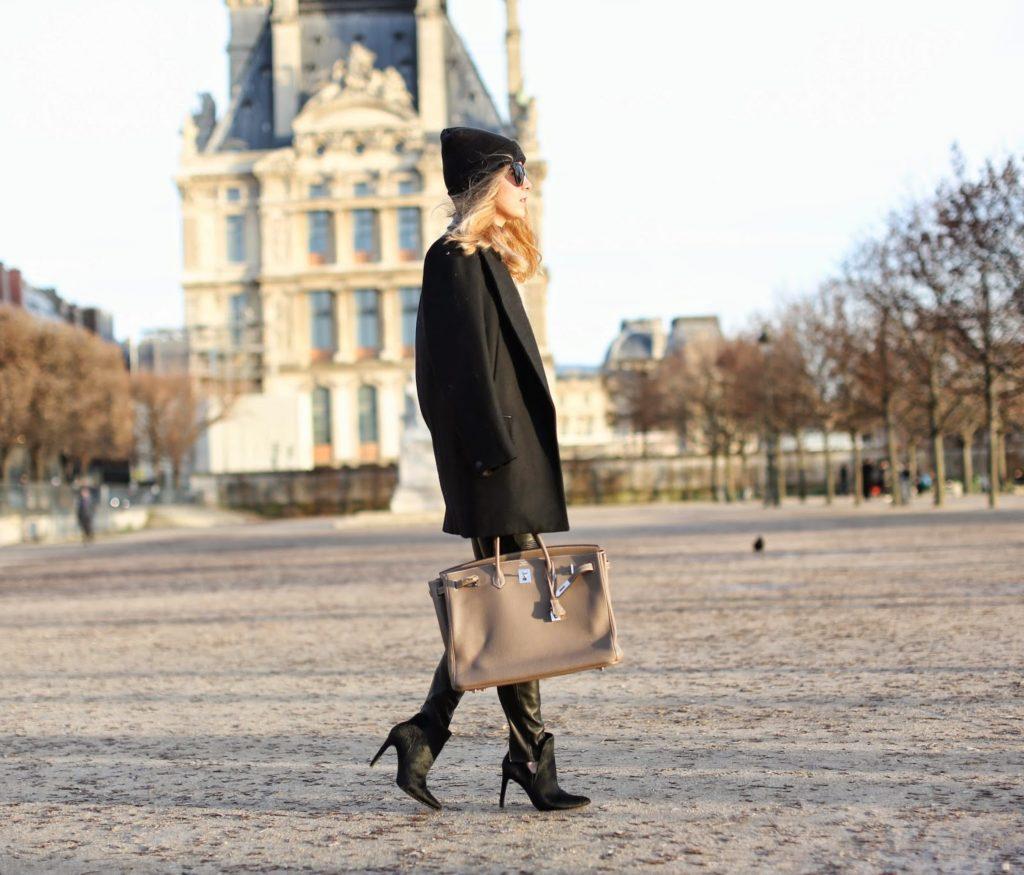 rag and bone, zara, topshop, hermès, birkin, tuileries, streetstyle, paris, friends