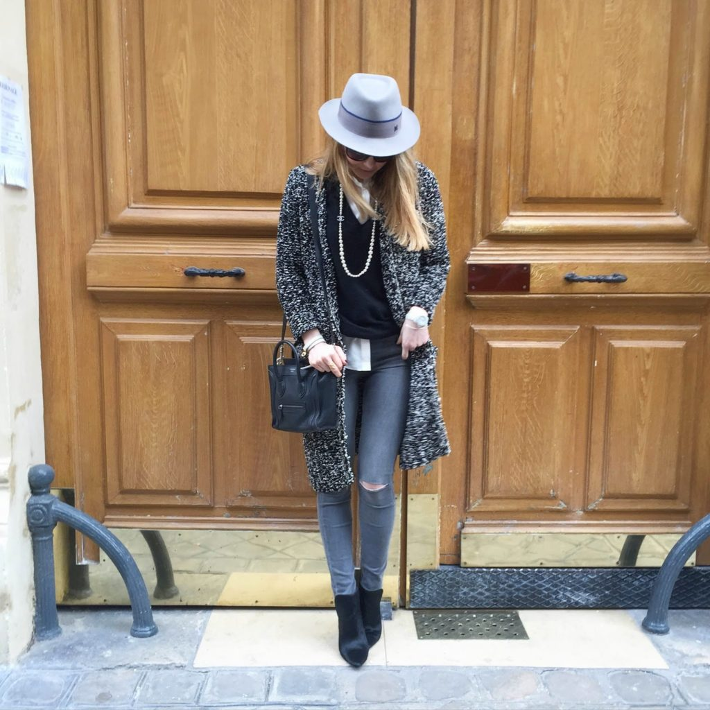fashion blogger, my week, paris, streetstyle, le pain quotidien