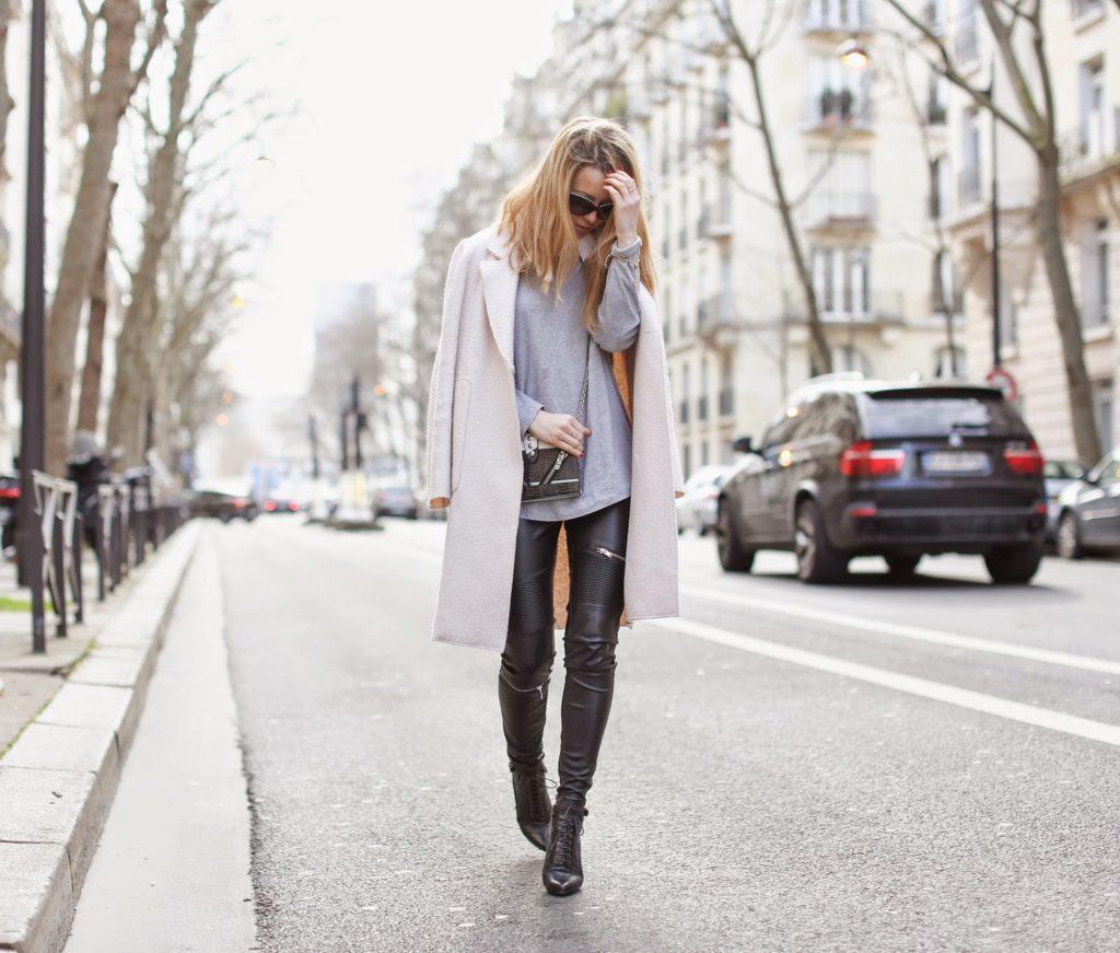 kenzo, zara, givenchy, streetstyle, fashion blogger, paris fashion week