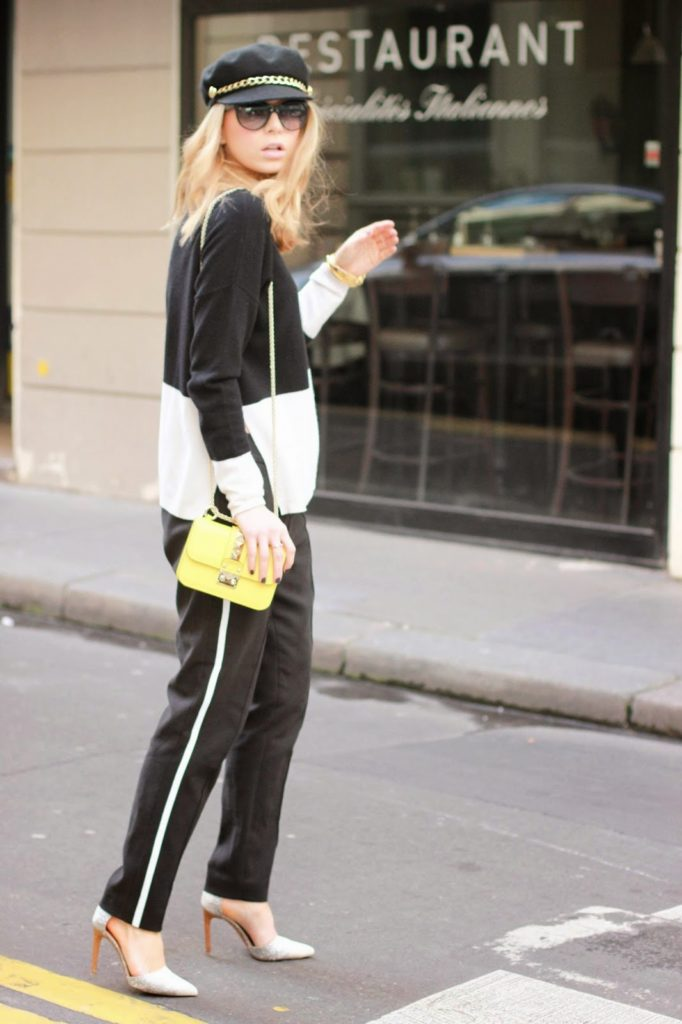 blogger bazaar, paris fashion week, karen millen, valentino, kerastase, eugenia kim, friends, streetstyle, fashion