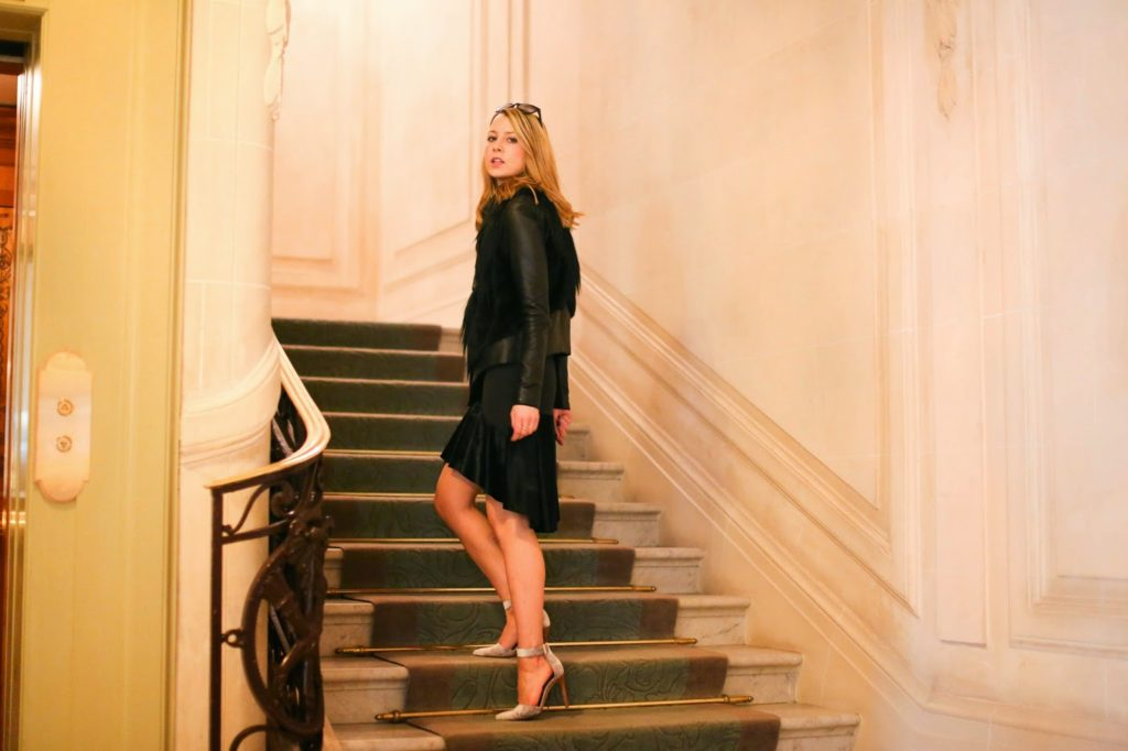 pinghe, le meurice, paris, paris fashion week, editorial
