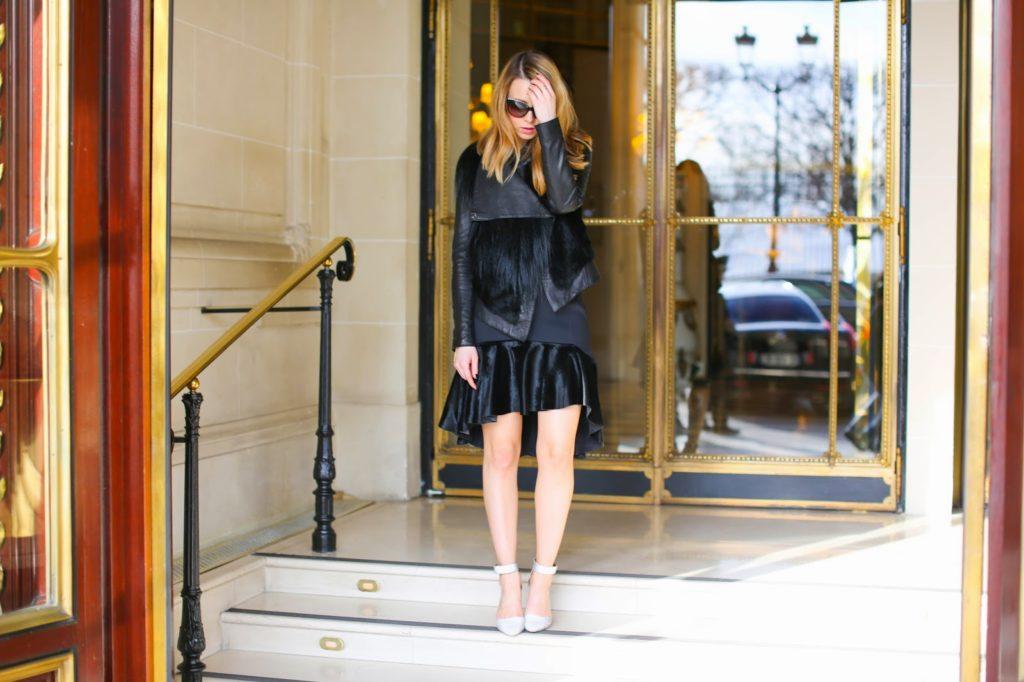 pinghe, le meurice, paris, paris fashion week, editorial