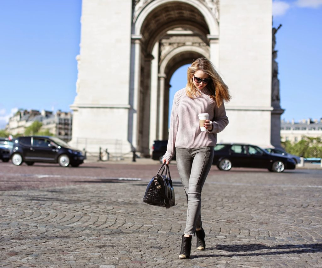 paris, streetstyle pardonmyobsession, &otherstories, chanel, givenchy