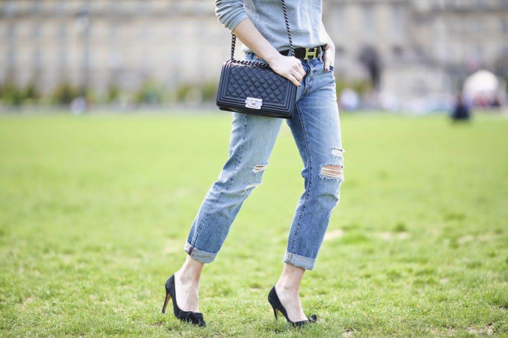 chanel, hermès, paris, levi's, atelier duvivier, fashion blogger, streetstyle, pardonmyobsession