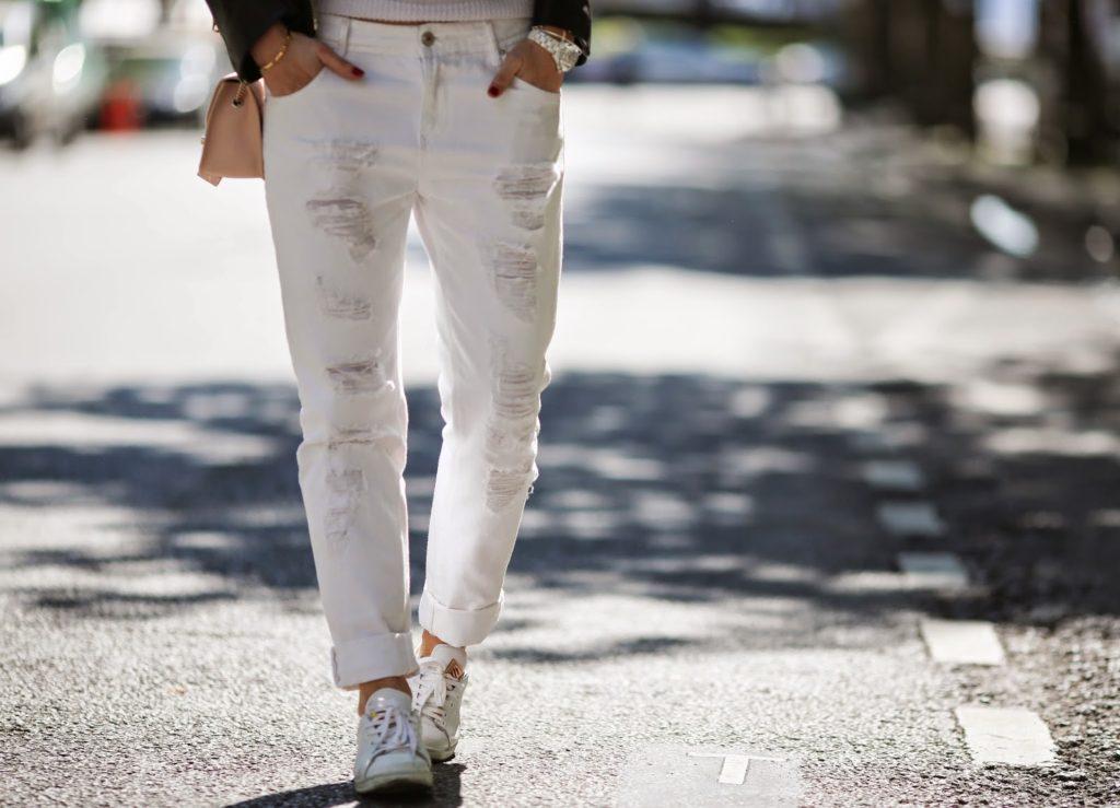 white boyfriend jeans, mango, acne, furla, monica vinader, paris, streetstyle, pardonmyobsession