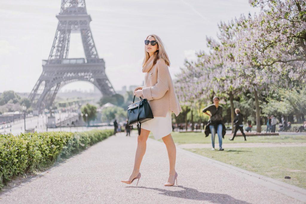 paris, eiffel tower, gestuz, zara, chanel, hermès, instagram, streetstyle
