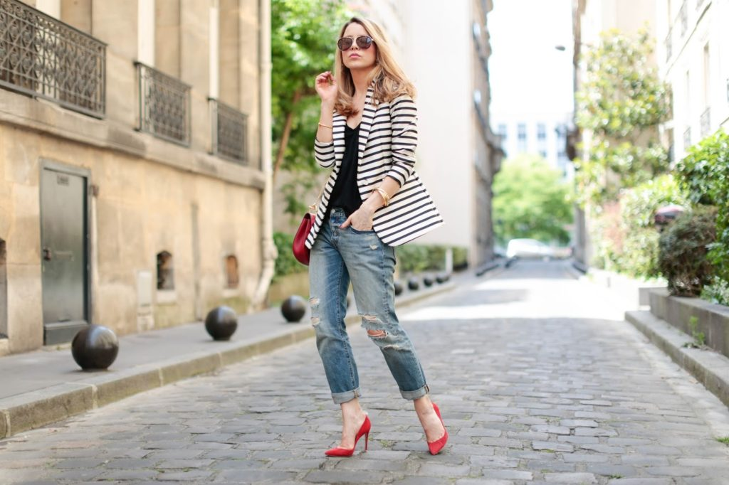 pardonmyobsession, streetstyle, paris, &otherstories, levi's, gianvito rossi, chloé