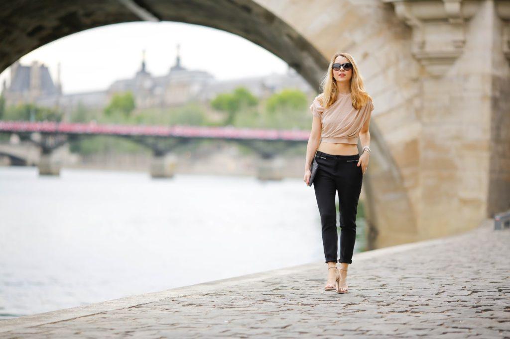 pardonmyobsession, streetstyle, paris, gestuz, five jeans, summer