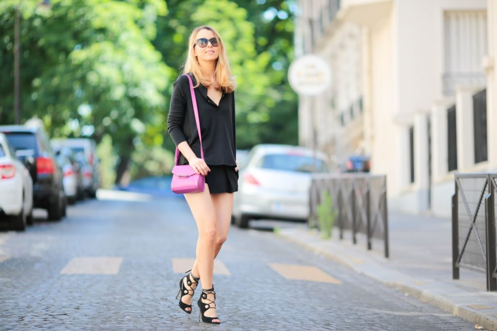 diesel, vanessa bruno, streetstyle, paris, pardon my obsession, fashion blogger